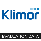 klimor evaluation data