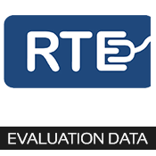rte evaluation data